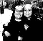 Sisters are Coming! - We are blessed to have two religious from the Sisters of the Merciful Jesus coming to our parish! They will be here from March 21-24. During that time they will join us for various devotions and offer us a Lenten retreat on Saturday, March 23.