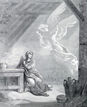 Novena of the Annunciation (Prayed from March 16-24) - As we approach the Solemnity of the Annunciation on March 25, I would ask each of you to consider praying the Novena of the Annunciation for our parish. On the Annunciation I will be consecrating our parish to Mary.NOVENA OF THE ANNUNCIATIONWe greet you, Ever-blessed Virgin, Mother of God, Throne of Grace, miracle of Almighty Power! We greet you, Sanctuary of the Most Holy Trinity and Queen of the Universe, Mother of Mercy and refuge of sinners! Most loving Mother, attracted by your beauty and sweetness, and by your tender compassion, we confidently turn to you, miserable as we are, we beg of you to obtain for us from your dear Son the favor we request in this novena: (Grace for our St. Patrick Parish Family)Obtain for us also, Queen of heaven, the most lively contrition for our many sins and the grace to imitate closely those virtues which you practiced so faithfully, especially humility, purity and obedience. Above all, we beg you to be our Mother and Protectress here at St. Patrick, to receive us into the number of your devoted children, and to guide us from your high throne of glory. Do not reject our petitions, Mother of Mercy! Have pity on us, and do not abandon us during life or at the moment of our death. Amen.