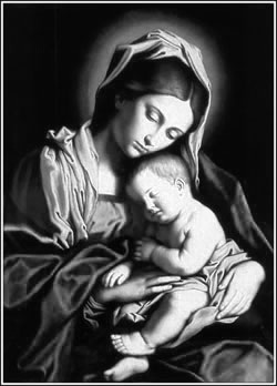 "Ask Father - Dear Father Michael,My question is in regard to Mary, the mother of Jesus. The Bible does not mention her as the ""Intercessor"" for us, but it does mention Jesus and the Holy Spirit. So why does the Catholic Church put so much emphasis on Mary as our ""intercessor"", when she is not mentioned in the Bible as our ""intercessor""? I prefer to go to God through Jesus and or the Holy Spirit. Thank you.-P.Dear P,We can all certainly go to God directly in our prayers and petitions. But having Mary help us is indeed a benefit to us and it behooves us to turn to her and ask for her intercession. It is because she is so closely united to the Lord that she is a powerful intercessor. We ask her in the Hail Mary to pray for us sinners. We believe that the Lord will look kindly on her prayers and listen to her when our prayers alone may seem to fall short. The Second Vatican Council in the document Lumen Gentium states: ""Mary's function as mother of men in no way obscures or diminishes this unique mediation of Christ, but rather shows its power. But the Blessed Virgin's salutary influence on men . . . flows forth from the superabundance of the merits of Christ, rests on his mediation, depends entirely on it, and draws all its power from it."