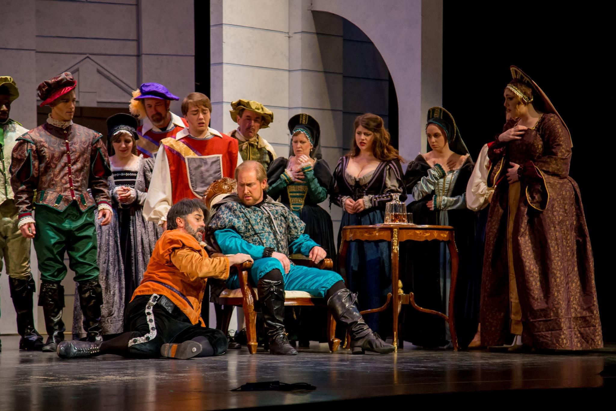 Rigoletto, 2017