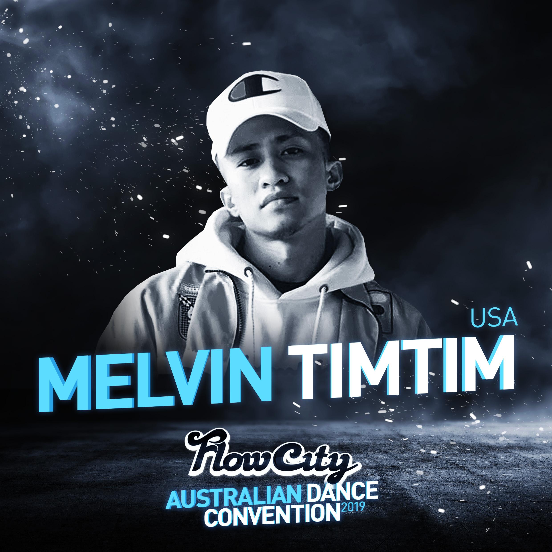 MELVIN TIMTIM