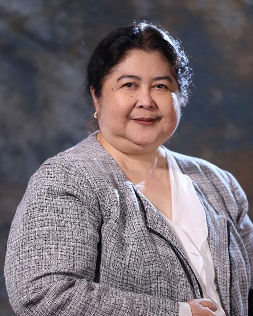 BERNADETTE R. ESPIRITU, MD, FPSP    President