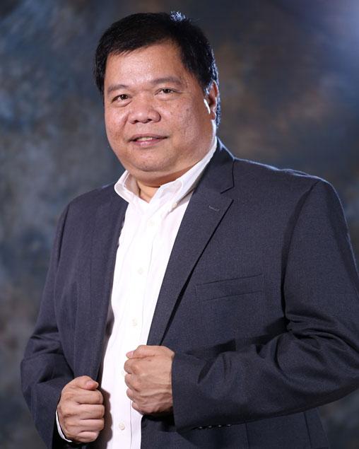 ROBERTO D. PADUA Jr., MD, FPSP    Vice President