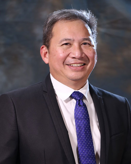 JANUARIO D. VELOSO, MD, FPSP    Immediate Past President