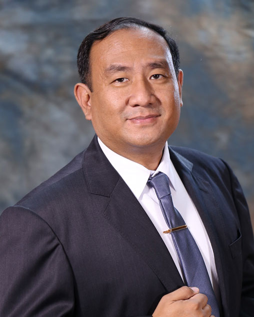 HERBERT G. PASCUAL, MD, FPSP    Board of Governor