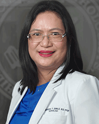 MA. THERESA T. ENRILE, MD, FPSP    PSP Central Luzon Chapter