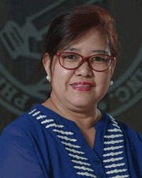 Ms. Divina V. Palacio