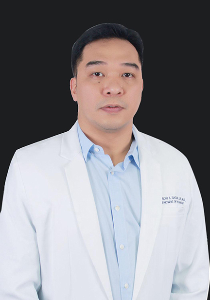 Horacio A. Saguil Jr., MD, FPSP (AP/CP)