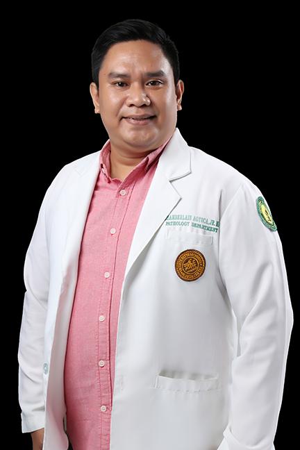 Chamberlain Agtuca, MD, DPSP