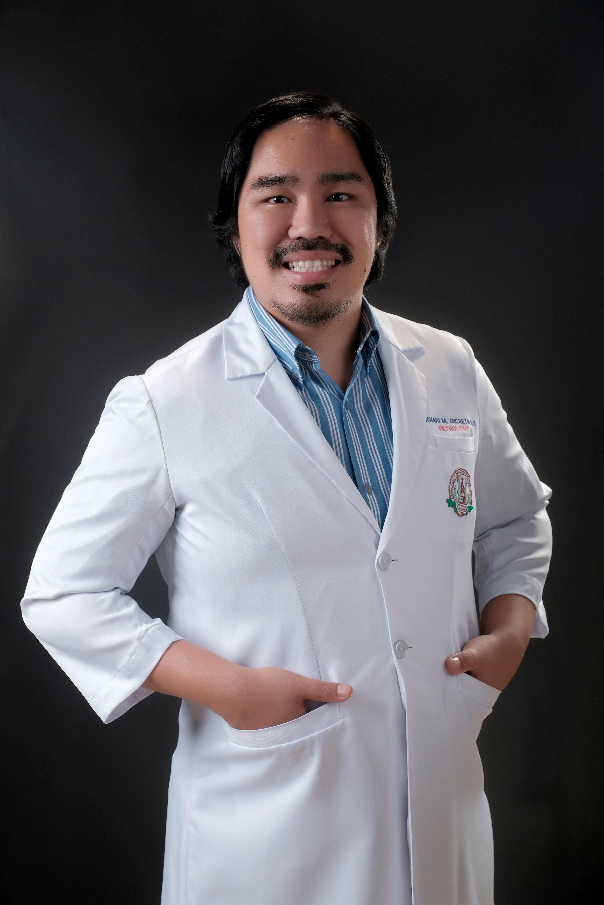 Johari Ancheta, MD, DPSP