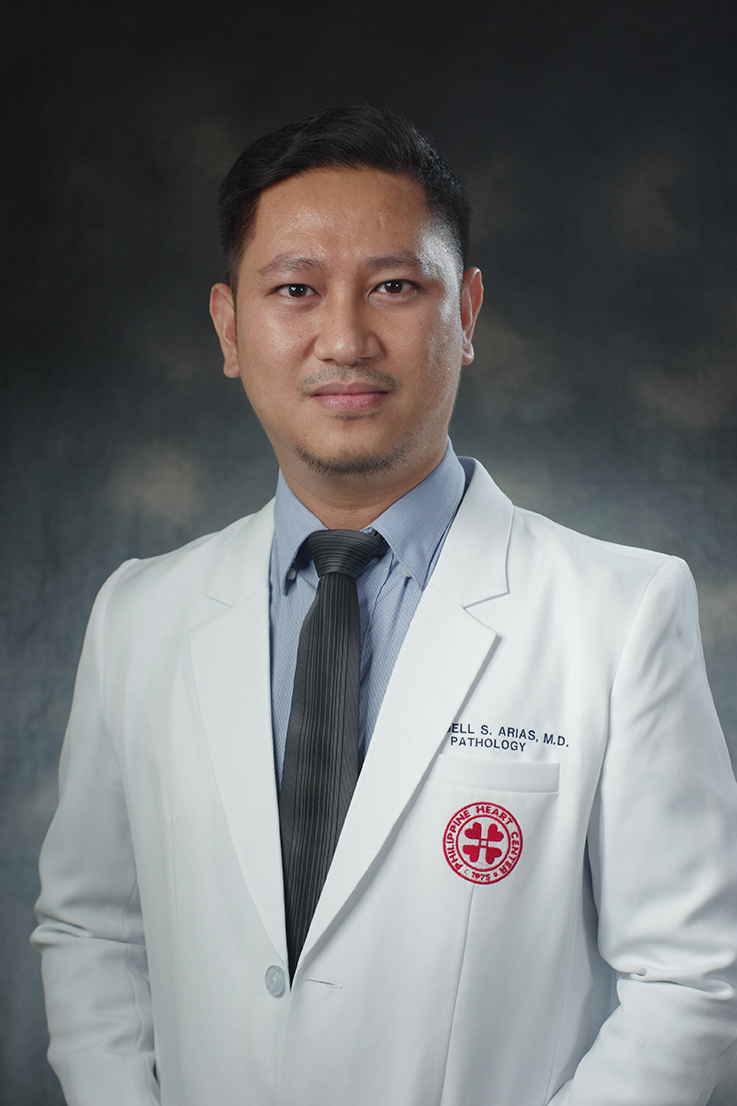 Randell Arias, MD, DPSP