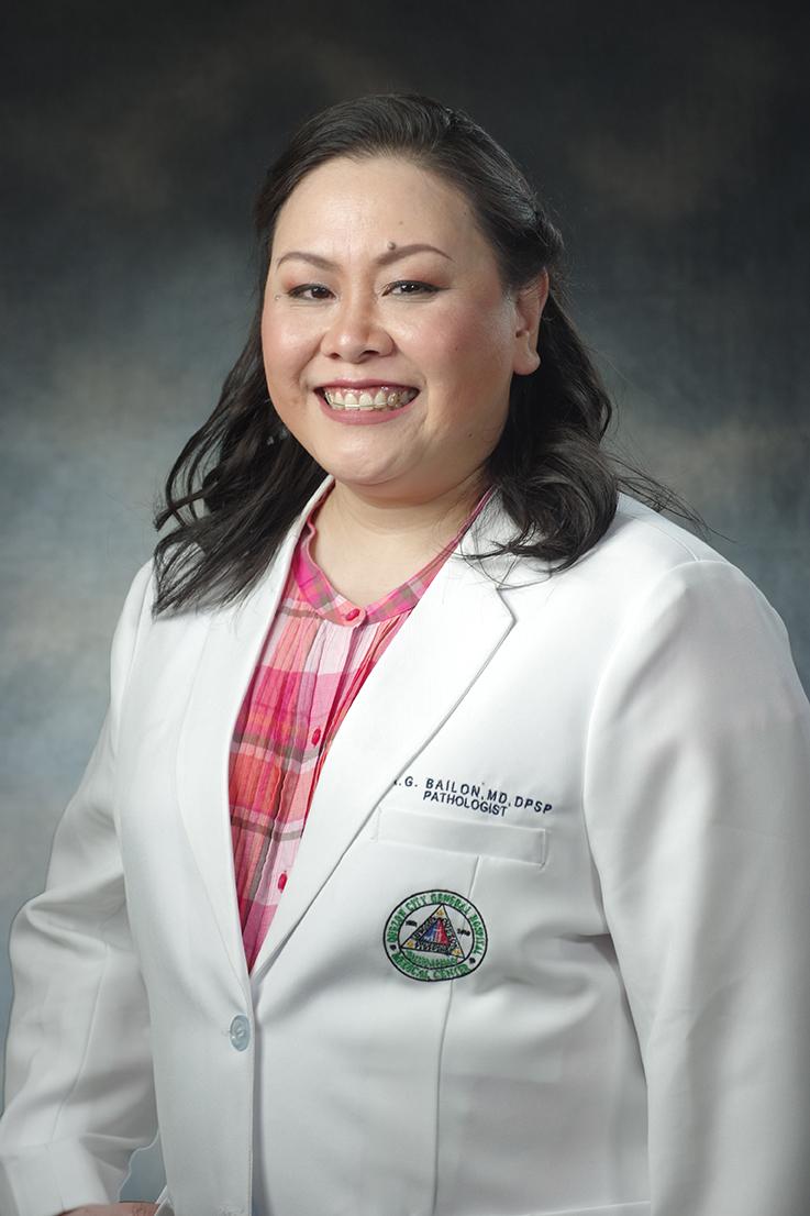 Amparo Bailon, MD, DPSP