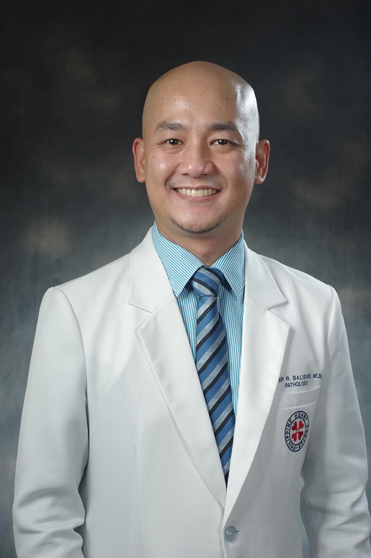 Othaniel Philip Balisan, MD, DPSP