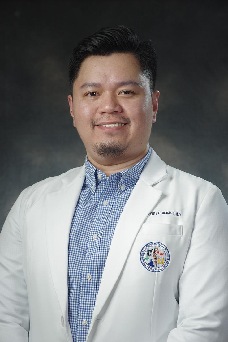 Jose Vicente G. Borja II, MD, DPSP