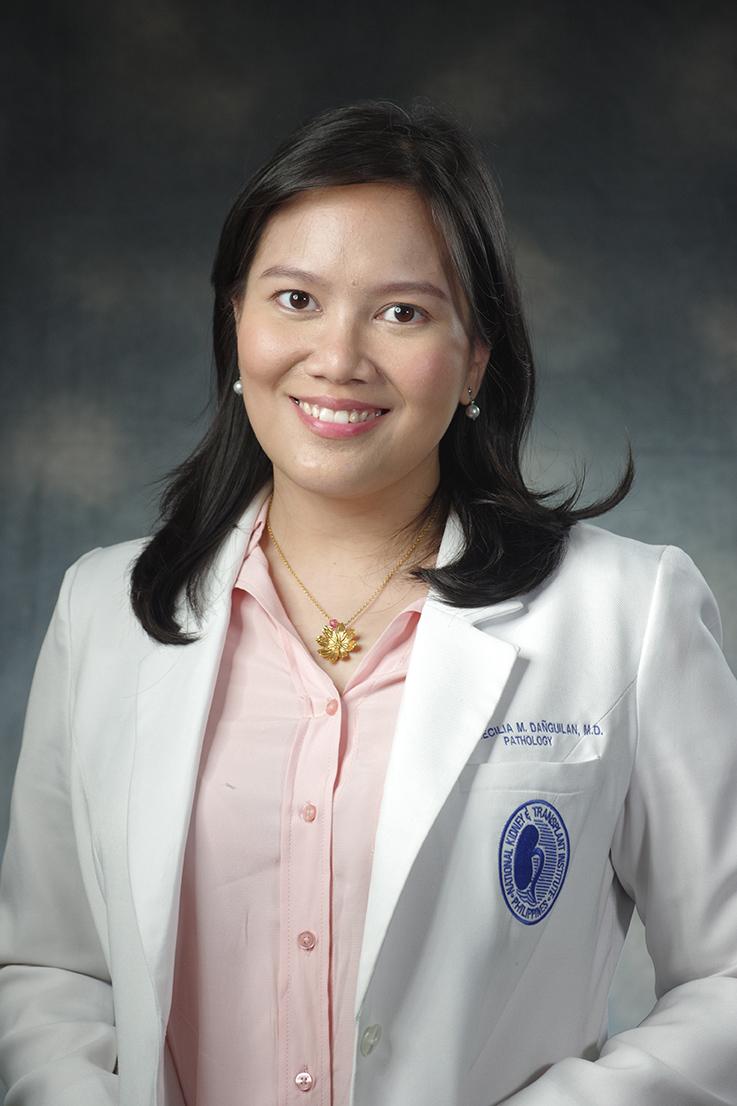 Maria Cecilia Dañguilan, MD, DPSP
