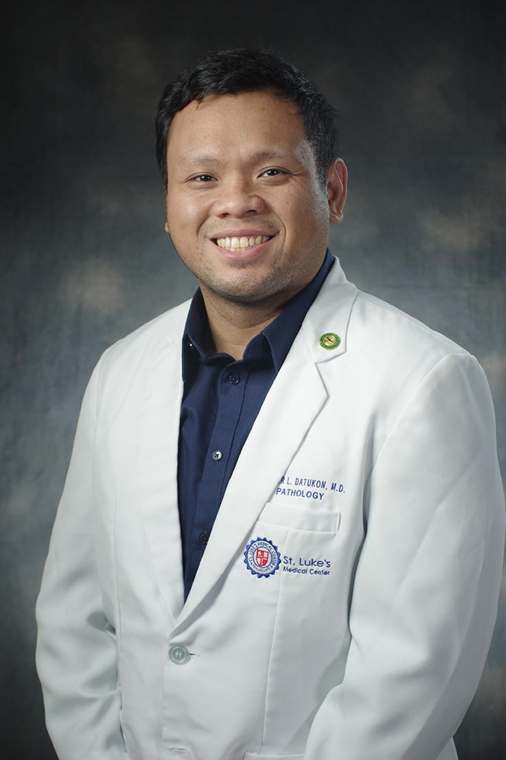 Oliver Datukon, MD, DPSP