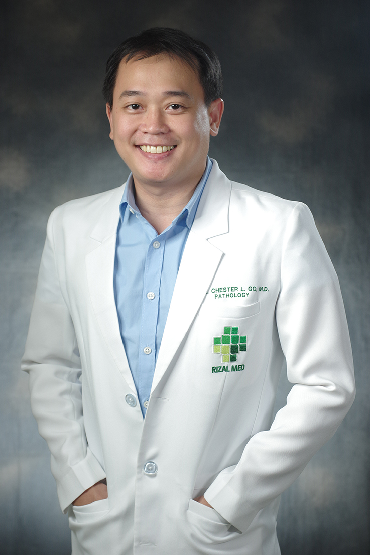 Carl Chester Go, MD, DPSP