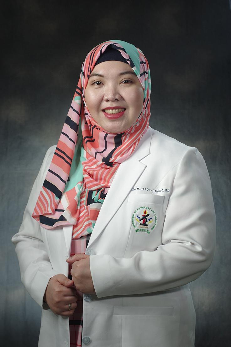 Harriza M. Haron-Gangco, MD, DPSP