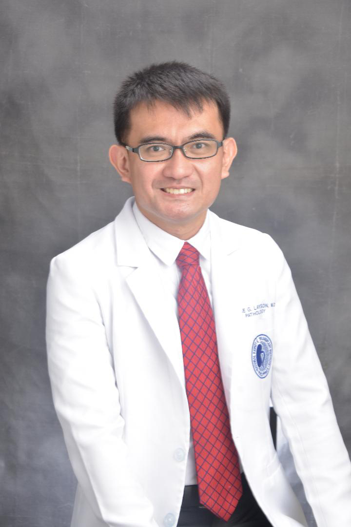 Pierre Givenchy G Layson, MD, DPSP