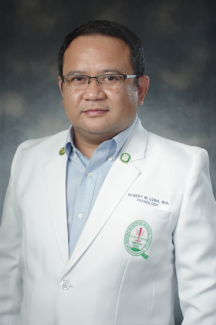 Albert M. Luna, MD, DPSP
