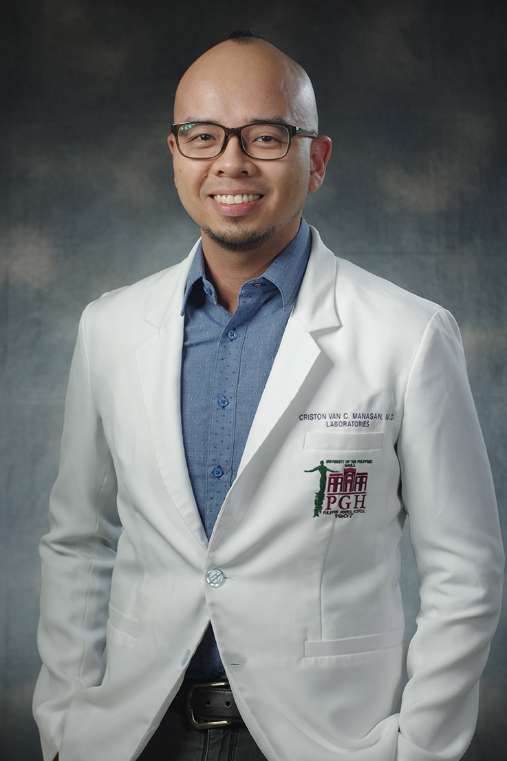 Criston Van Manasan, MD, DPSP