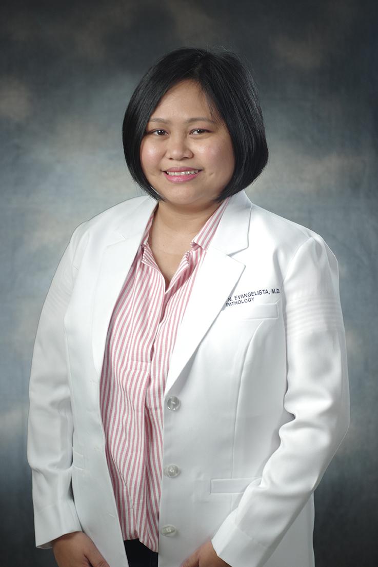 Cyril Kim E. Nee-Estuye-Evangelista, MD, DPSP