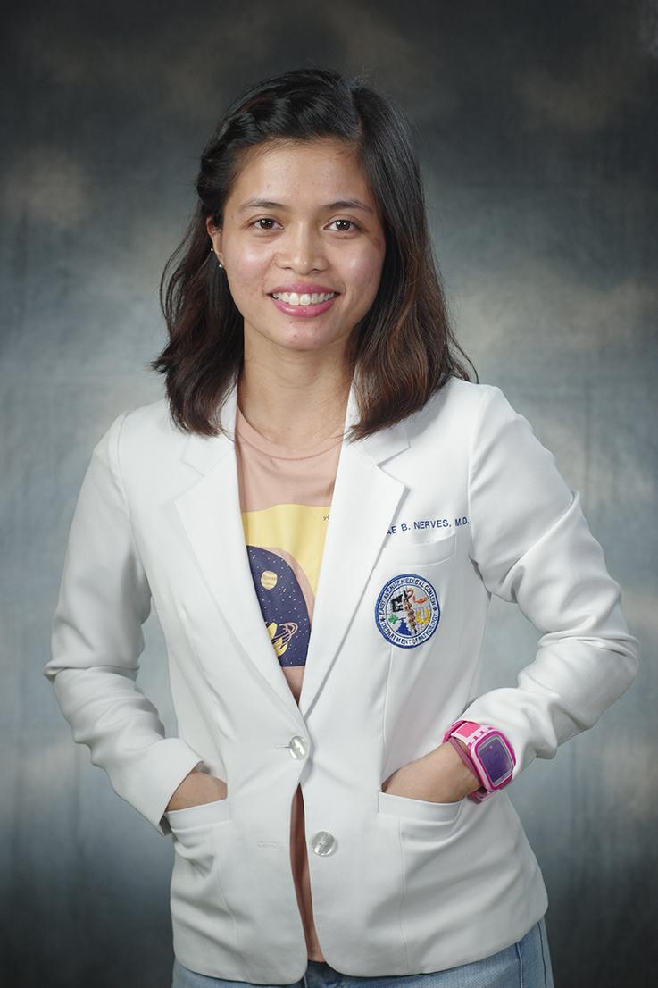 Alanna Rae B. Nerves, MD, DPSP