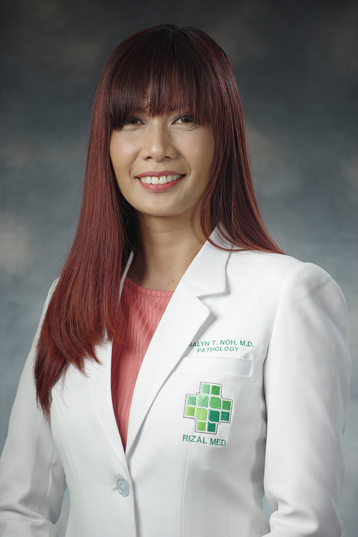 Jinalyn Noh, MD, DPSP
