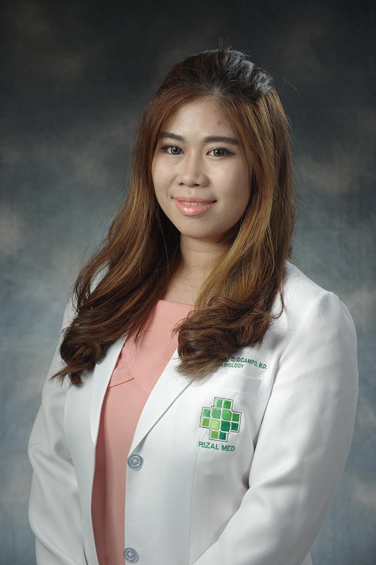 Lynette Ocampo, MD, DPSP