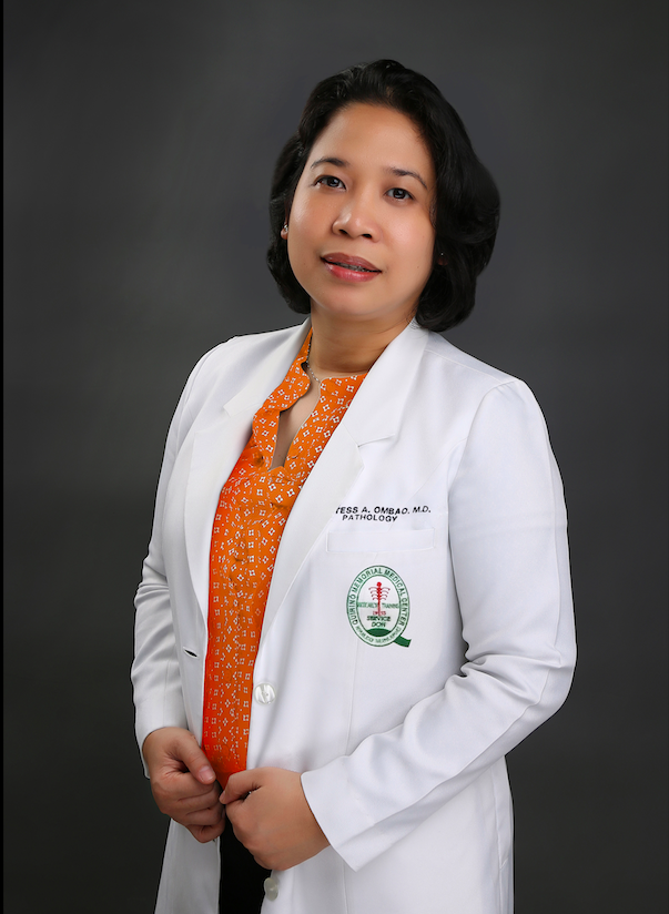 Maritess A. Ombao, MD, DPSP
