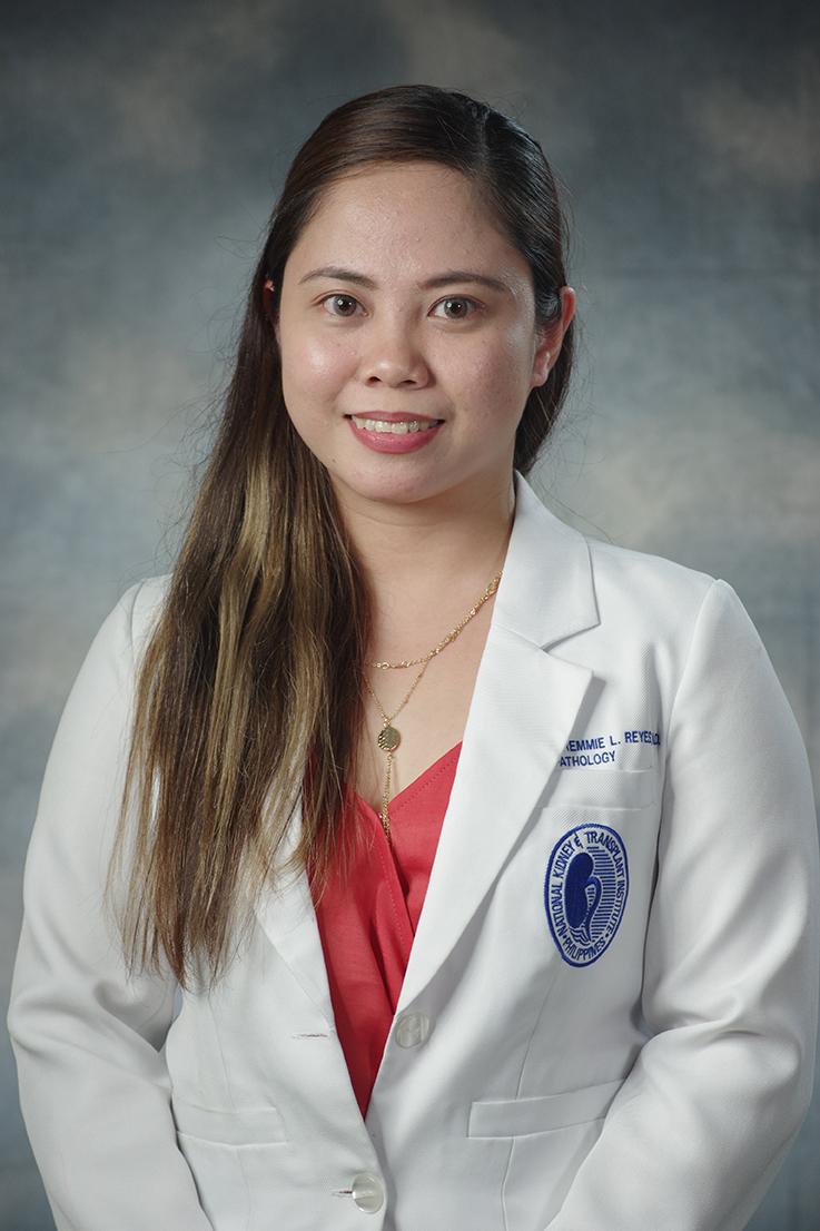 Elizabeth Jeremmie L. Reyes, MD, DPSP