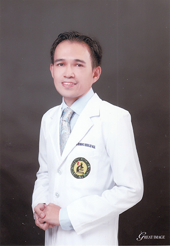 Christian Dominic Rosales, MD, DPSP