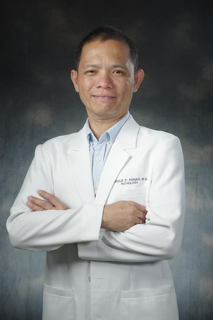 Harold C. Ronan, MD, DPSP