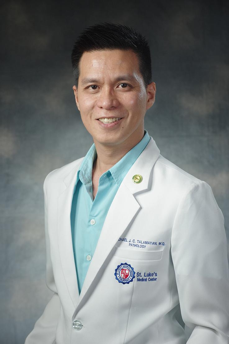 Michael John C. Talamayan, MD, DPSP