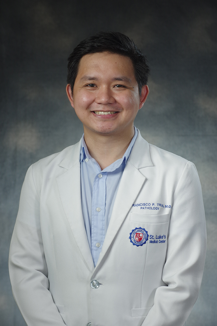 Francisco Tria III, MD, DPSP