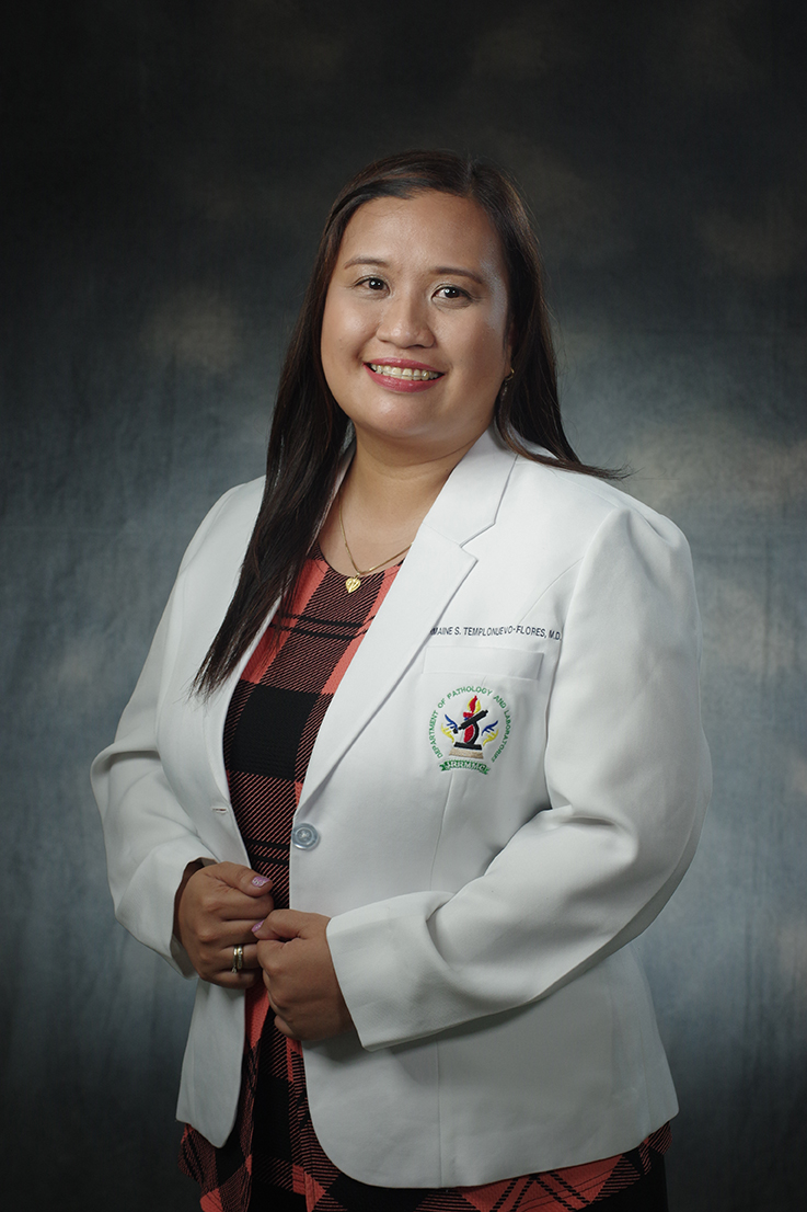 Charmaine Templonuevo-Flores,MD,DPSP