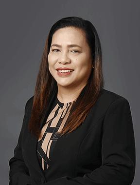 Mary Yvonnette C. Nerves, RMT, MD, FPSP, MMHoA