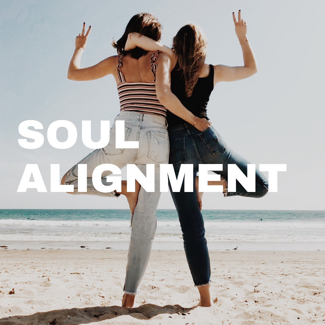 The Soul Alignment (SA) Podcast - by Cassandra Vogeli & Tess TheisenSoul Alignment is an unfolding co-creation of wellness by Tess Theisen and Cassandra Vogeli. It's a podcast about spreading the good stuff. It's available on anchor, iTunes, spotify, soundcloud, and other favorite podcast apps!