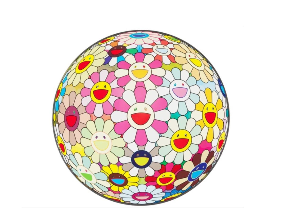 FLOWER BALL MARGARET