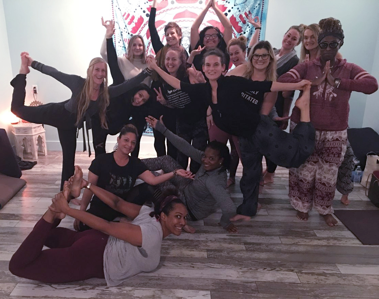 CORAL SPRINGS, FL | Jan 18 - 21 | Zen Loft Yoga