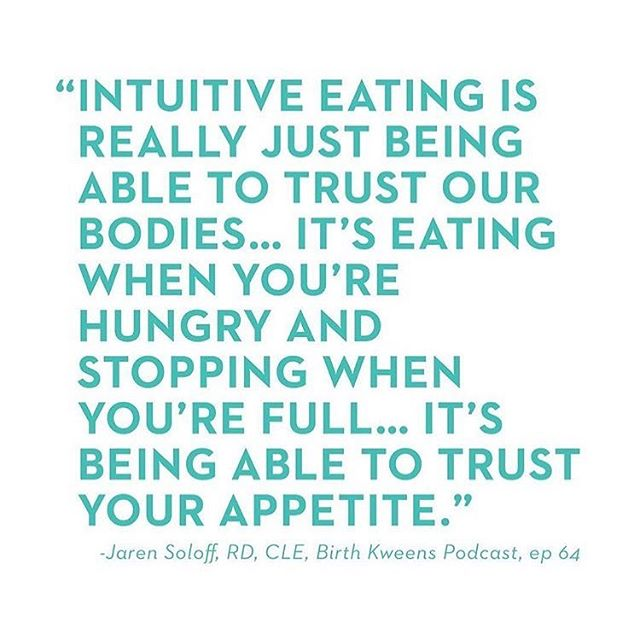 Looking for a good listen this Friday? I loved the episode I did with @birthkweens a few weeks ago! Plug in while your in the car, at the gym or folding laundry! #lactationconsultant #intuitiveeating #ibclc #birthwithoutfear