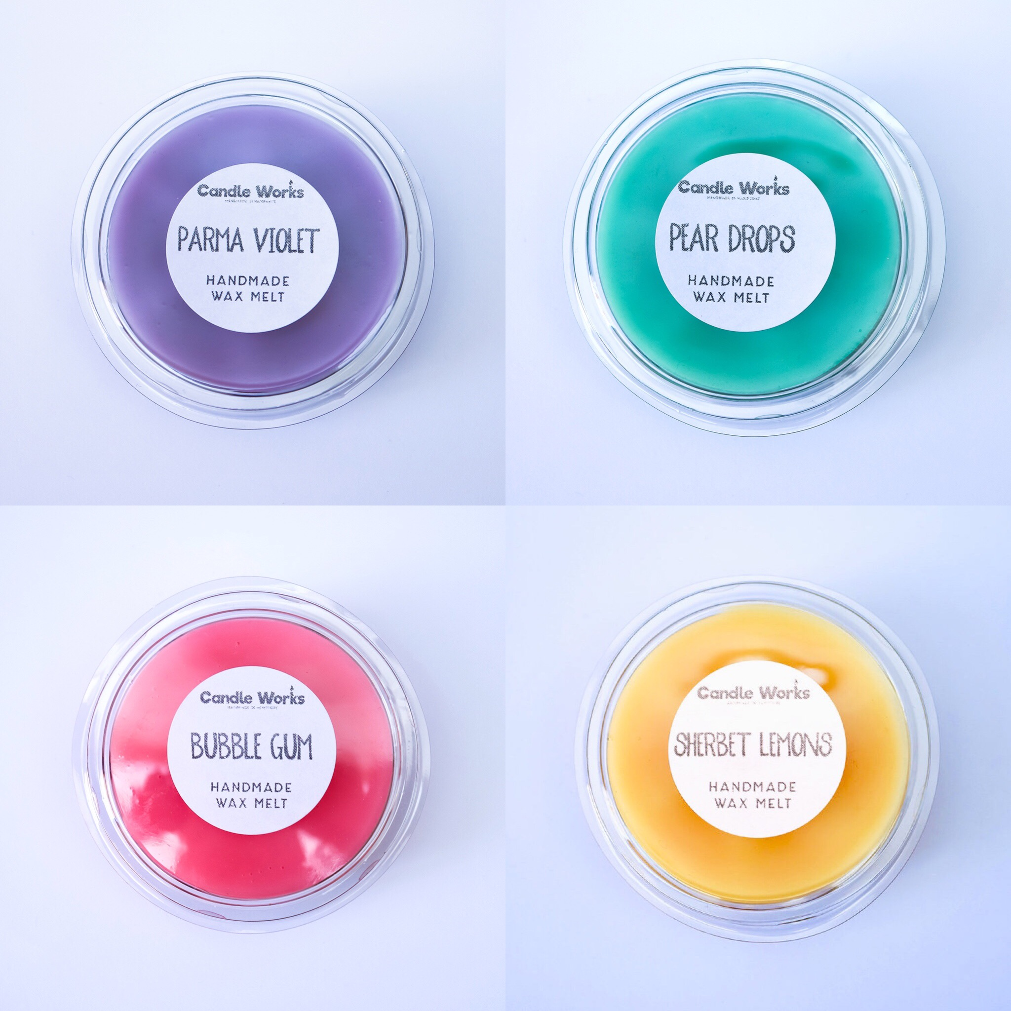 Sweet Scents Wax Melt Collection.JPG