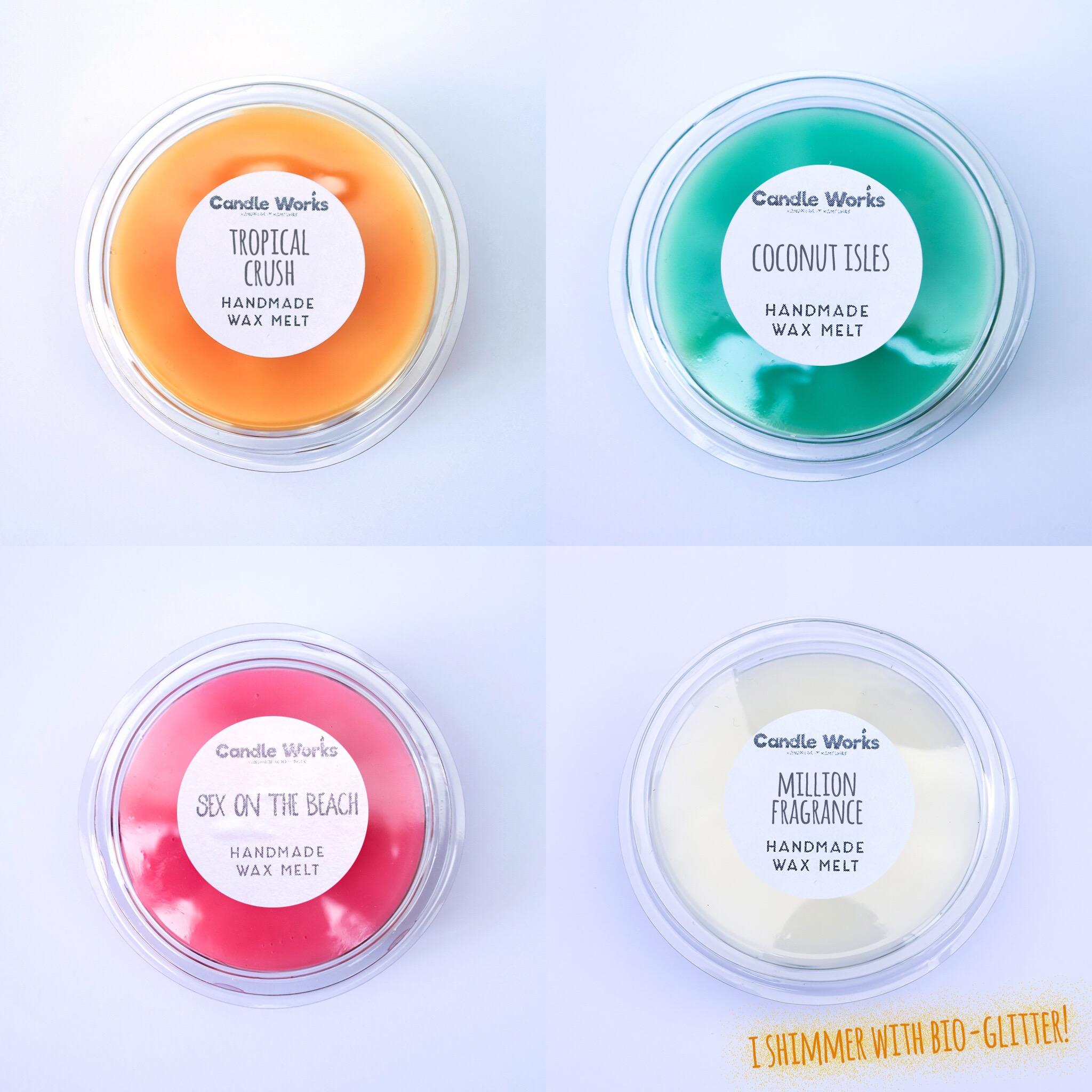 Summer Wax Melt Collection.JPG