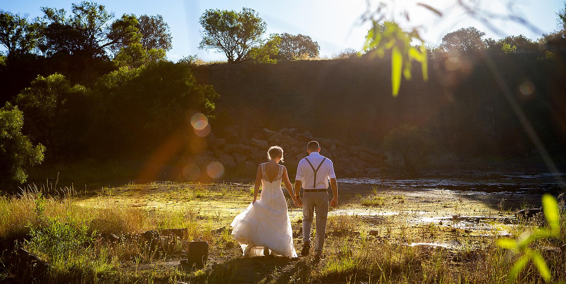 Nadine & Riaan, Bloemfontein