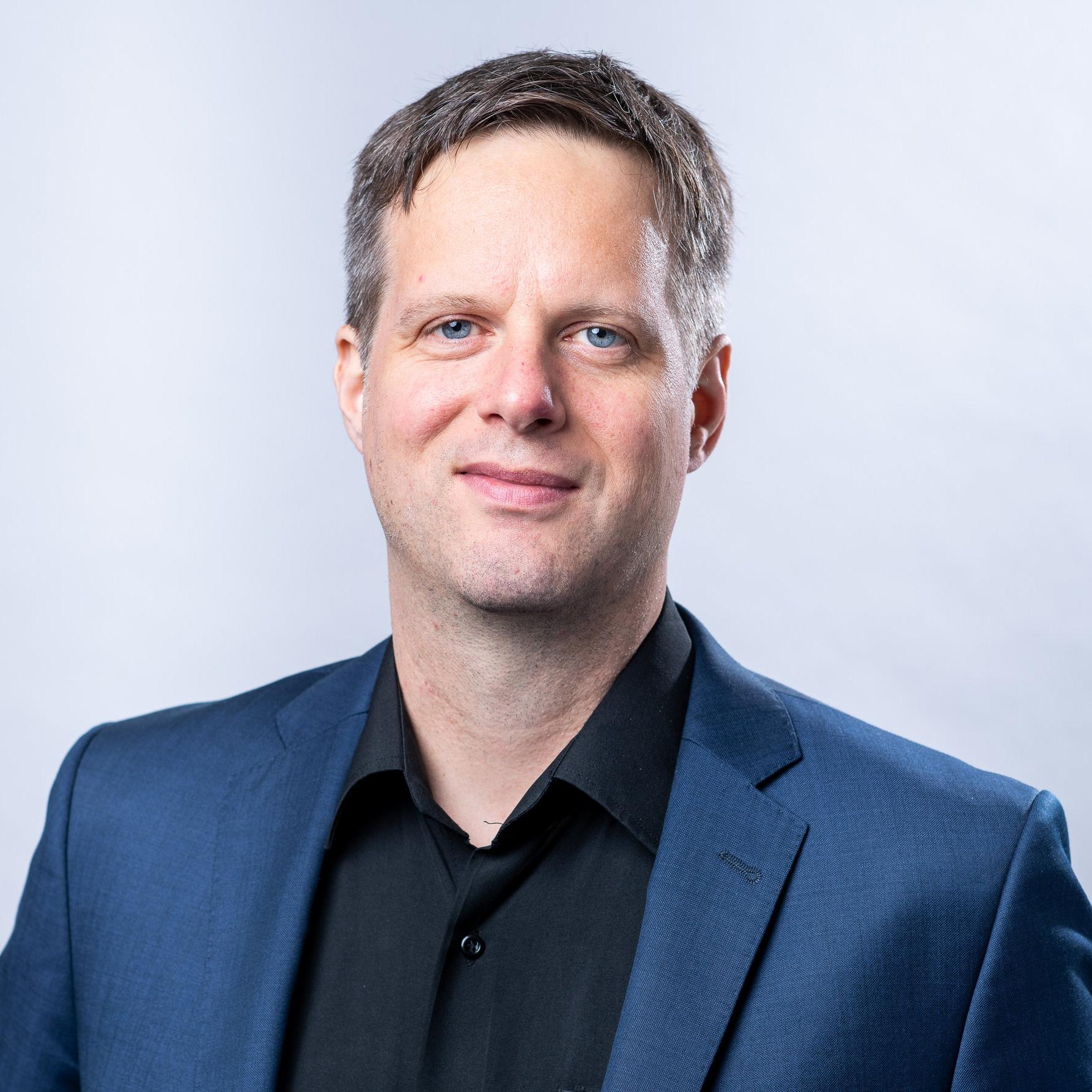 Patrick Allemann   Founder, Proxeus