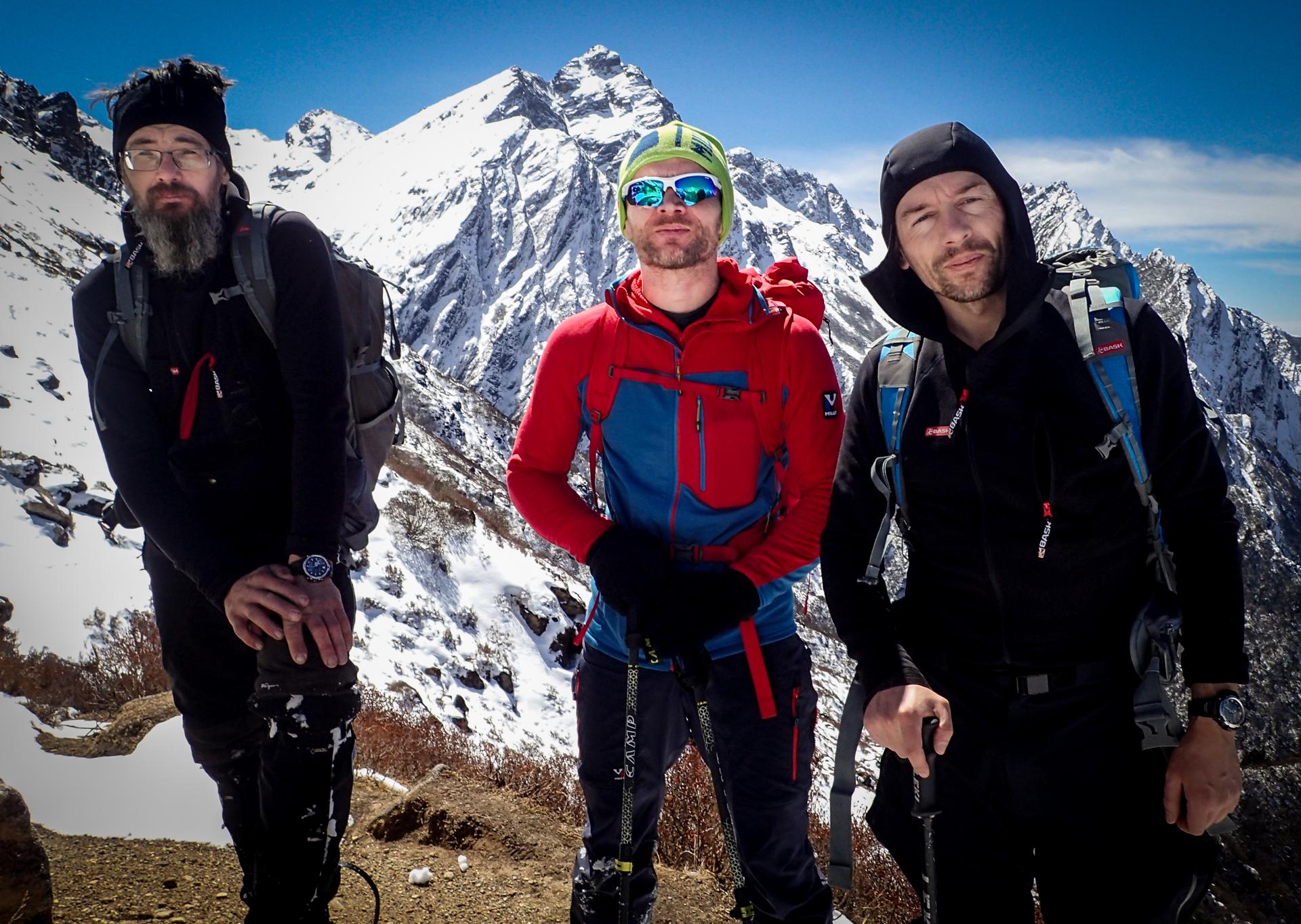 Sergey Nilov, Marcin Tomaszewski, Dimitri Golovchenko