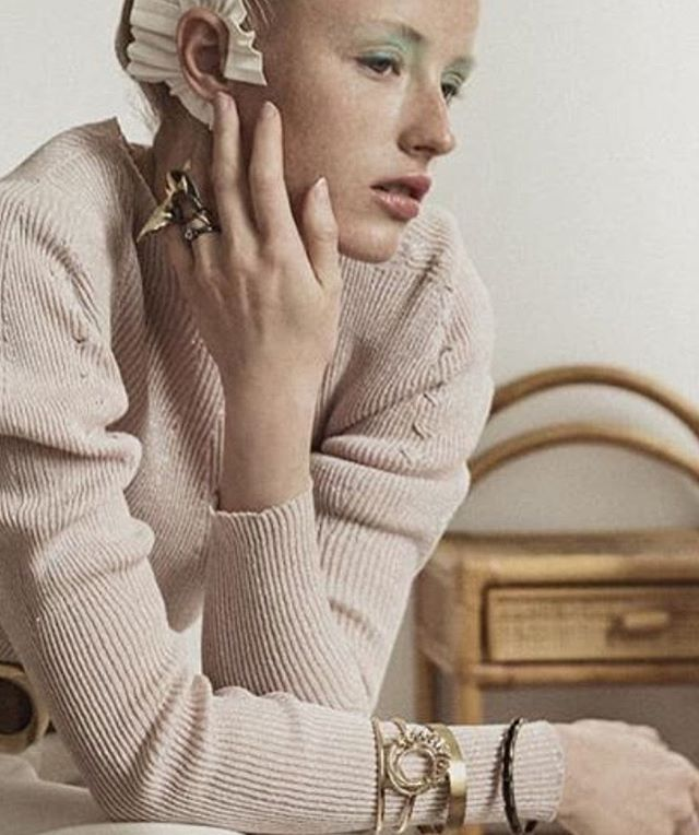 Press review • Another beautiful shot of Jelly Roll Bracelet on @pap_magazine Photography @mirkomorelliph Stylist @eubook#GiulianaMancinelliBonafaccia ⠀ ∙⠀ ∙⠀ ∙⠀ ∙⠀ ∙⠀ #jewels #fashionjewelry #jewelry #jewellery #earrings #ring #accessories #jewels #jewelrygram #jewelrylover #bracelets #instajewelry #jewelrydesign #jewelrydesigner #jewel #bracelet #fashioneditorial #fashionshooting #editorial