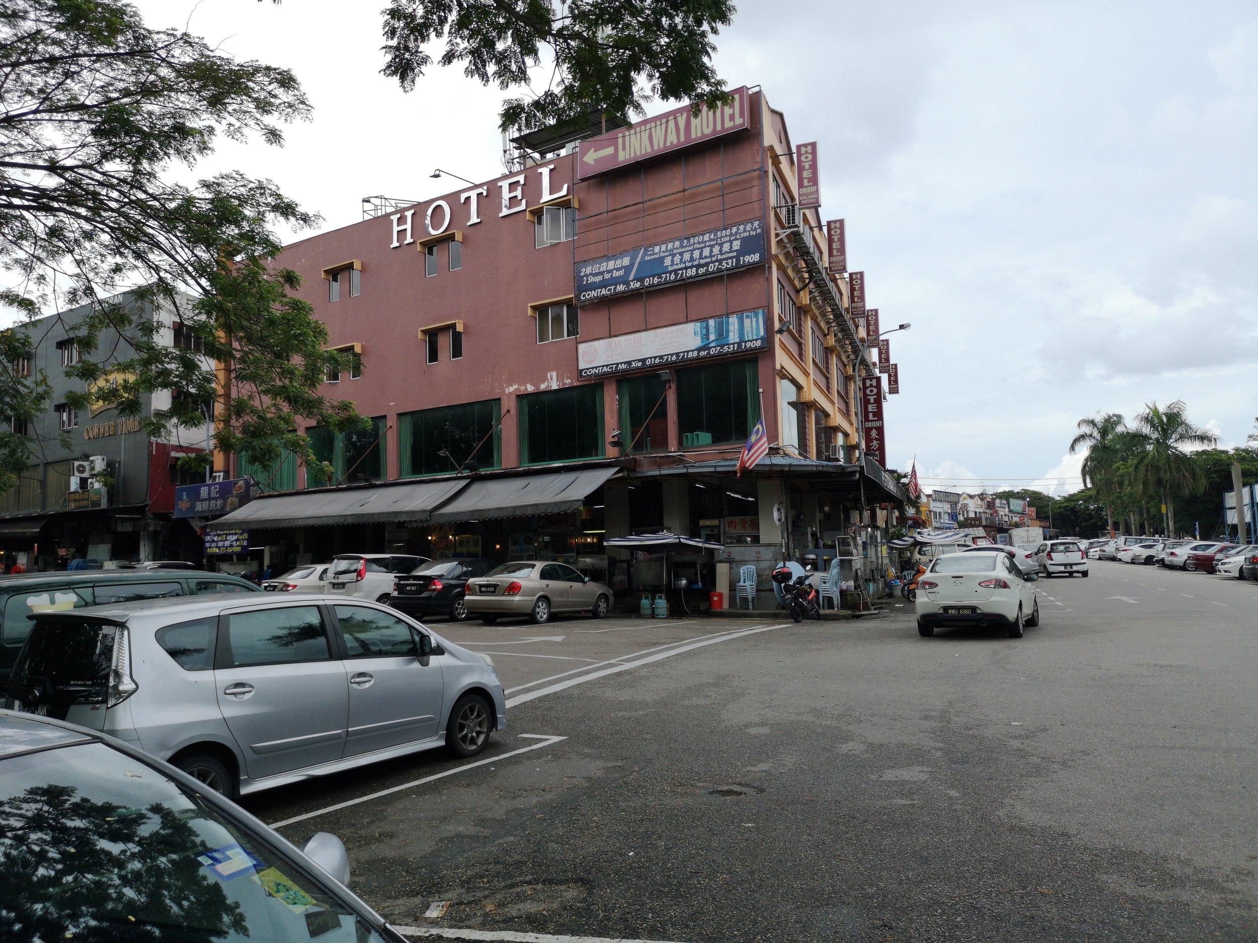 Restaurant GP 88 Gelang Patah