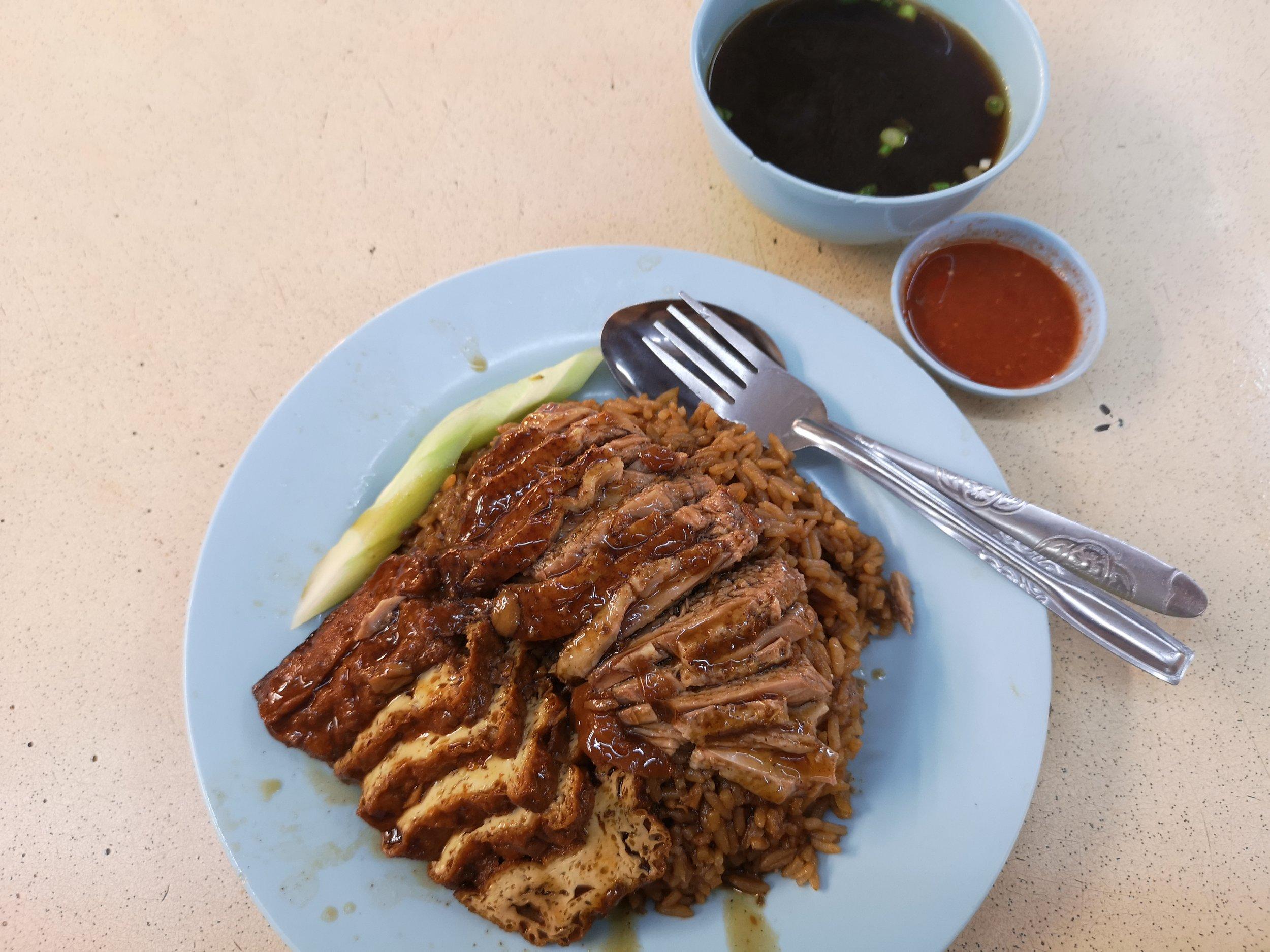 Braised Pork Rice Restaurant GP 88