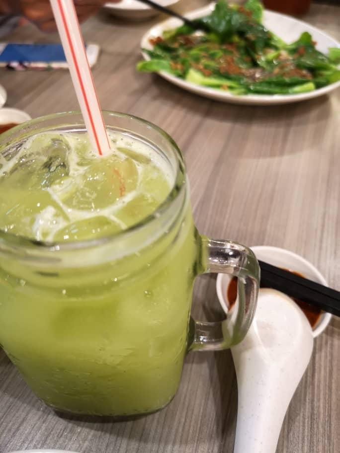 Damansara Uptown Hokkien Mee Drinks